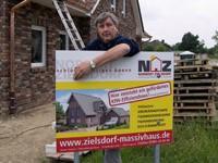 Bauleitung durch Norbert Zielsdorf persönlich.
