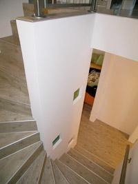 Mein eigenheim massivhaus bauen erfahrung - Duschwand aus glasbausteinen ...