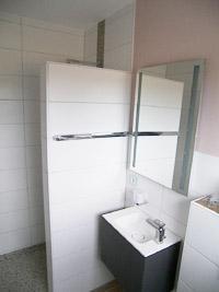 Bungalow kfw energieeffizienzhaus 55 massivhaus erdw rmepumpe w rmepumpe kontrollierte - Badezimmer dusche gemauert ...