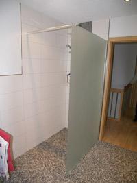 Hausbau massiv haus bauen massiv bilder fotos - Duschwande aus glas ...