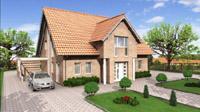 Einfamilienhaus haus bauen grundriss massivhaus for Mustergrundrisse einfamilienhaus