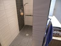 dusche begehbar gemauert raum und m beldesign inspiration. Black Bedroom Furniture Sets. Home Design Ideas