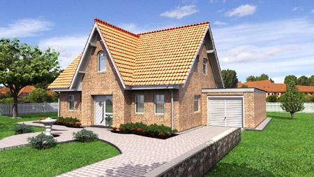 Massivhaus l-form  Fertighaus Massivhaus Hausbau Marl Schermbeck Oer-Erkenschwick ...