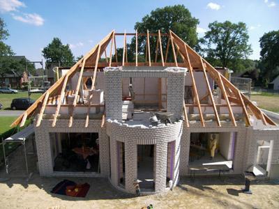 Dachformen walmdach dachdecker verband - Dachformen architektur ...