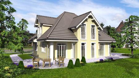 Haus bauen in island