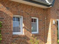 Mein eigenheim massivhaus bauen erfahrung niedrigenergiehaus hausbau massivbau energiesparhaus - Fenster mit rundbogen ...