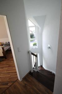 mein eigenheim massivhaus bauen erfahrung niedrigenergiehaus ... - Treppenhaus Einfamilienhaus